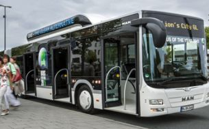 Bus of the Year 2015 - MAN Lion's City GL CNG