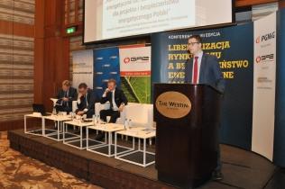 Krzysztof Jackowski, Biuro Obsługi Pełnomocnika Rządu ds. Strategicznej Infrastruktury Energetycznej