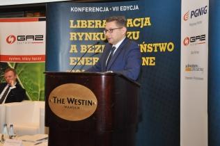 Maciej Woźniak, wiceprezes PGNiG ds. handlowych