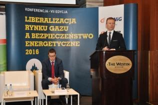 Paweł Jakubowski, dyrektor pionu rozwoju Gaz-System