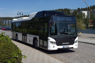 Scania CityWide CNG