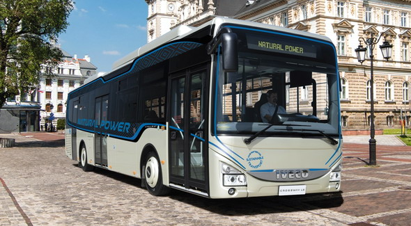 Iveco Crossway LE Natural Power