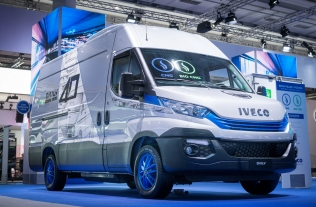 IVECO Daily Blue Power Limited Edition