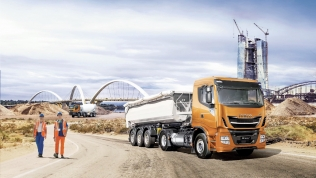IVECO Stralis X-Way Natural Power