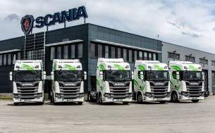 Sachs Trans International kupuje Scanie LNG