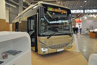 IVECO Crossway Low Entry Natural Power