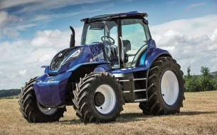 Good Design® dla ciągnika New Holland CNG