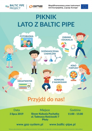 Lato z Baltic Pipe