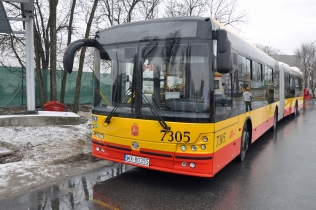 Solbus Solcity SM18 LNG
