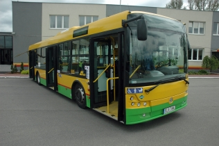 Solbus Solcity SM12 LNG