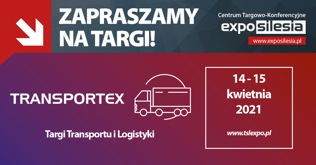 TRANSPORTEX w 2021 roku