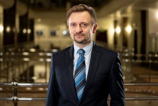 dr Robert - prezes Izby Gospodarczej Gazownictwa