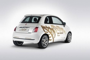 Fiat 500 Natural Power