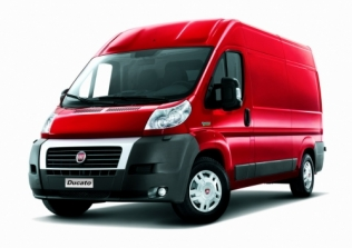 Fiat Ducato Natural Power