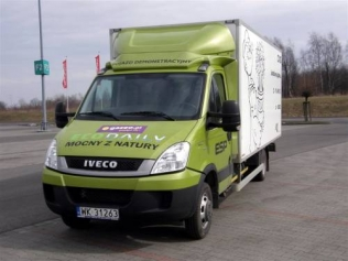 Iveco EcoDaily Natural Power