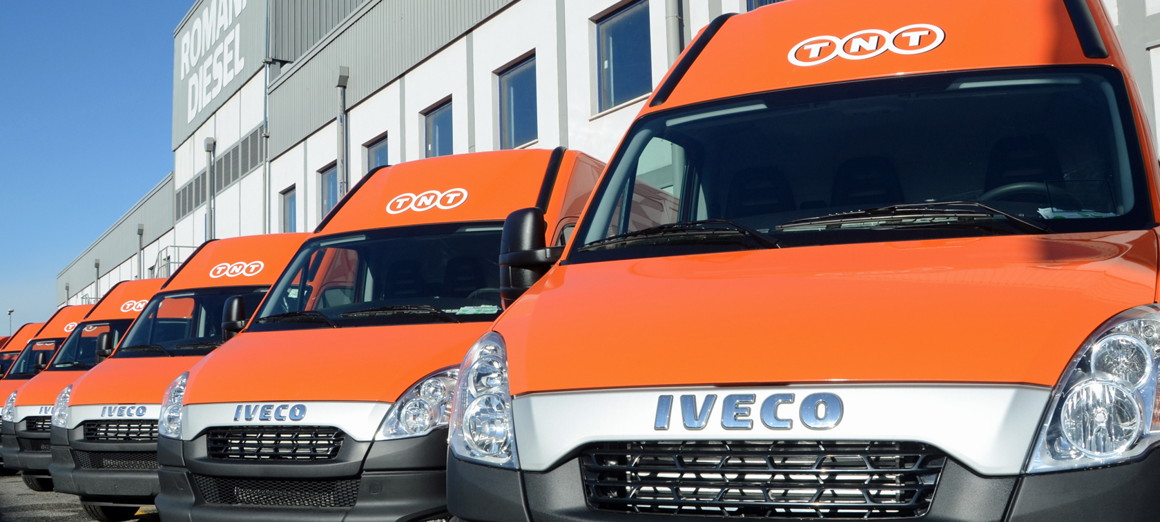 115 Iveco Daily Natural Power dla TNT