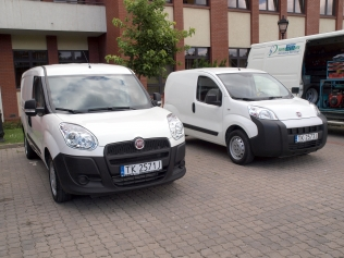 Fiat Doblo i Fiat Fiorino w wersji Natural Power