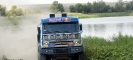 Kamaz na trasie Silk Way Rally 2013