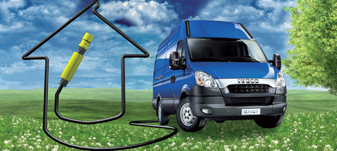 Promocja na Iveco Daily Natural Power