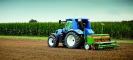 New Holland T6.140 Methane Power