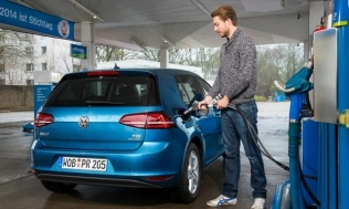 Volkswagen Golf TGI BlueMotion