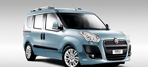 Fiat Doblo Natural Power - naturalizowany